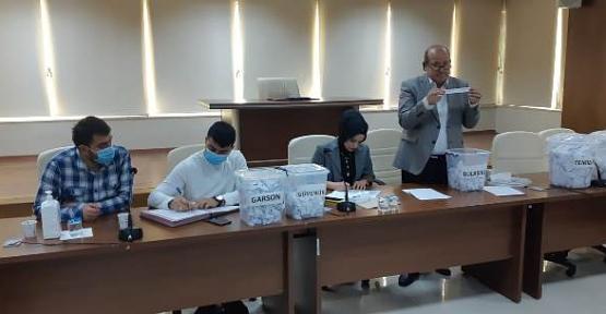 Siirt Belediyesi Personel Alımı Kura Çekimi Yapıldı