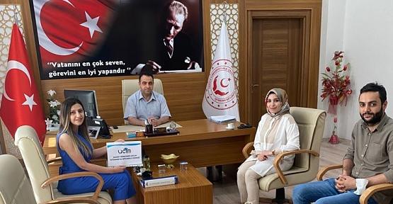 Saadet Öğretmen Çocuk İstismarı ile Mücadele Derneği Siirt'te Faaliyetlerine Başladı