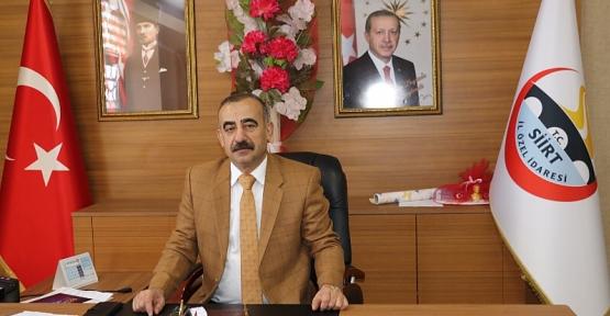 İl Genel Meclis Başkanı Cangir Bayram'dan Ramazan Bayramı Mesajı