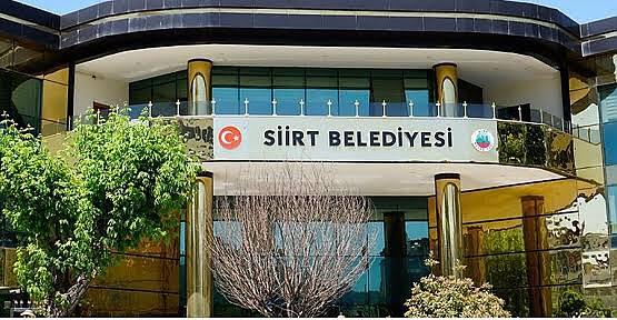 Siirt Belediyesi, HDP Siirt Milletvekillerinin İddialarını Yalanladı