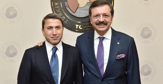 Siirt TSO Başkanı Kuzu, TOBB Başkanı Hisarcıklıoğlu'na Yapılan İftirayı Kınadı