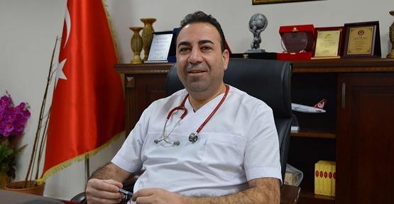 Prof. Dr. Vefik Arıca, Korona Aşısında Siirt ve Bölgenin Geri Olduğunu Belirtti