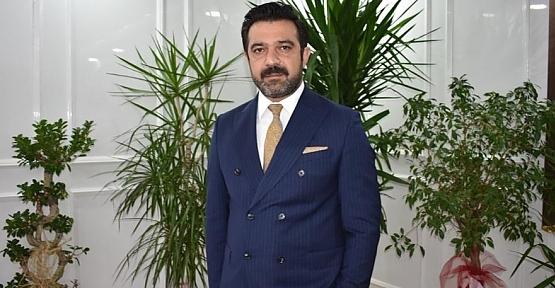 AK Parti İl Başkanı Av. Ekrem Olgaç'ın Ramazan Bayramı Mesajı