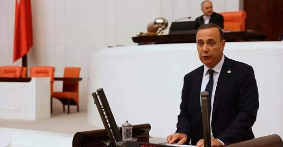 AK Parti Milletvekili Osman Ören'den 19 Mayıs Mesajı