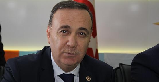 AK Parti Milletvekili Osman Ören'in Ramazan Bayramı Mesajı