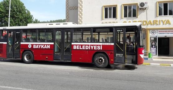 Baykan Belediyesine Otobüs ve İtfaiye Aracı Hibe Edildi