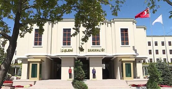 İçişleri Bakanlığından Kademeli Normalleşme Genelgesi
