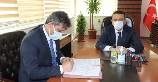 Siirt Belediyesi, Siirt Üniversitesinde 3100 Metre Asfalt Çalışması Yapacak
