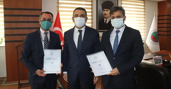 Siirt Üniversitesi İle AFAD Arasında Temel Afet Bilinci Eğitimi Protokolü İmzalandı
