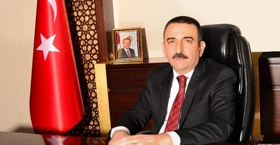 Vali Osman Hacıbektaşoğlu'nun Ramazan Bayramı Kutlama Mesajı