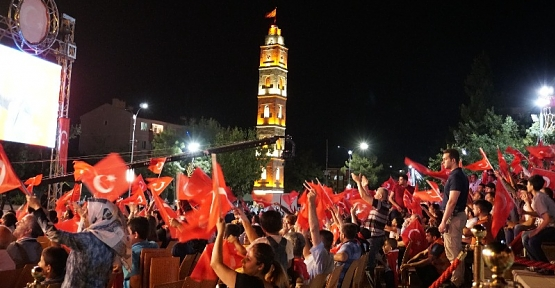 """""""15 Temmuz Demokrasi ve Milli Birlik Günü"""" Kutlama Programı Açıklandı"""