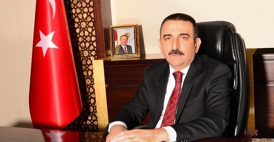 Vali Osman Hacıbektaşoğlu'nun Kurban Bayramı Kutlama Mesajı
