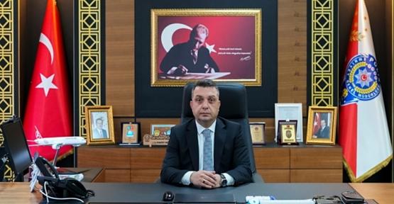 İl Emniyet Müdürü Saruhan Kızılay, Giresun İl Emniyet Müdürlüğüne Atandı