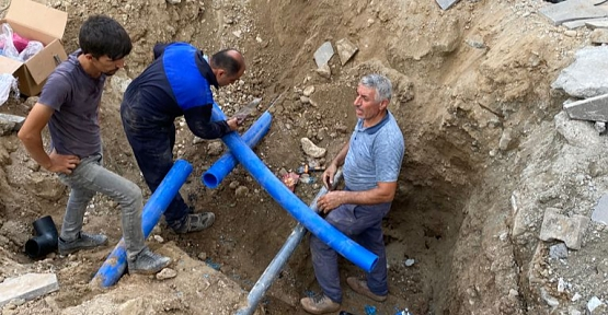 Siirt'in 10 Yıllık Alt Yapı Sorunu Çözülüyor