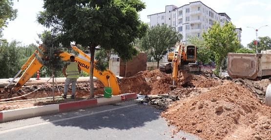 Siirt'te 10 Yıllık Alt Yapı Sorunu Çözüme Kavuşuyor