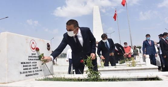 Siirt'te '15 Temmuz Demokrasi ve Milli Birlik Günü' Etkinlikleri Başladı