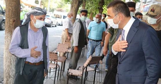 """Vali Hacıbektaşoğlu, """"Tedbirleri Çok Katı Bir Şekilde Uygulayacağız"""""""