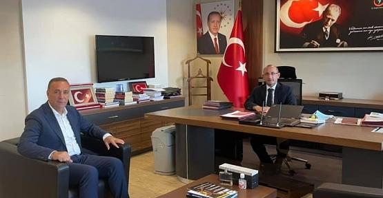 Milletvekili Osman Ören Onkoloji Uzmanı Talebinde Bulundu