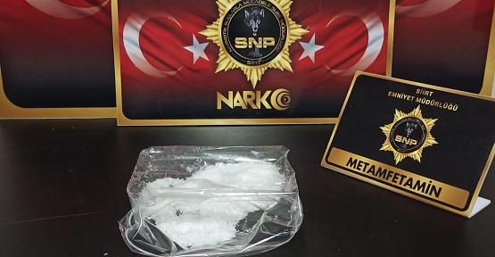 Uyuşturucu Operasyonunda: 1 Tutuklama