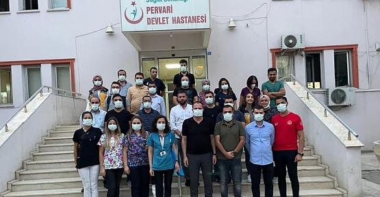Başkan Özcan'dan Mobil Aşı Ekibine Teşekkür