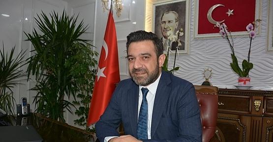 AK Parti İl Başkanı Av. Ekrem Olgaç'ın 30 Ağustos Zafer Bayramı Mesajı