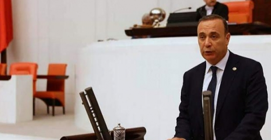 AK Parti Milletvekili Osman Ören'in 30 Ağustos Zafer Bayramı Mesajı