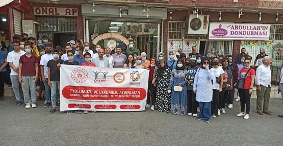 Mersin İmam Hatip Lisesi Öğrencileri Siirt'e Hayran Kaldı