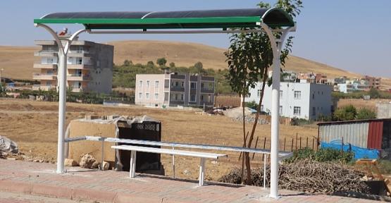 Siirt Belediyesi, Kentte 60 Yeni Durak Kazandırıyor