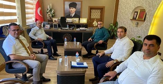 Siirt Gençlik ve Spor İl Müdürü Olgaç, Şirvan İlçemizi Ziyaret Etti