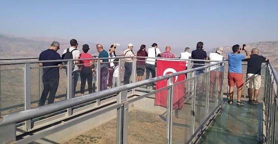 Siirt'e İnanç ve Kültür Turizmi Rotası Kapsamında Teknik Gezi Düzenlendi