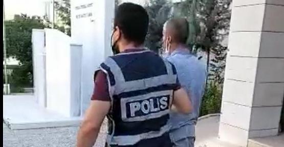 Siirt'te Mabetten Hırsızlık Yapan Şahıs Tutuklandı