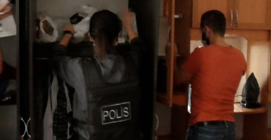 Siirt'te Uyuşturucu Operasyonunda: 2 Tutuklama