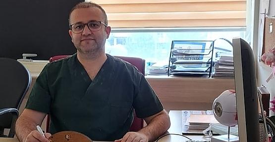Dr. Öğretim Üyesi Şaban Kılıç,Güneş Işınlarının Gözlerimizde Oluşturduğu 6 Göz Hastalığını Anlattı