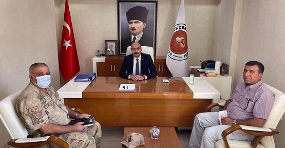 Vali Yardımcısı Samet Öztürk, Gökçebağ Belediye Başkan Vekili Görevine Başladı