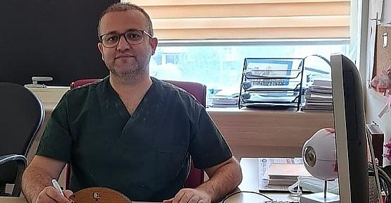 Dr. Öğretim Üyesi Şaban Kılıç,40 Yaş Sonrası Gelişen Görme Problemlerini Anlattı