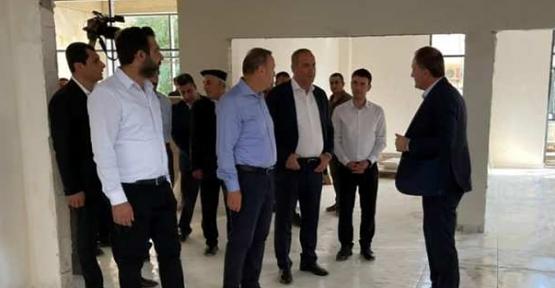 Ören ve Olgaç Pervari'deki Yatırımları İnceledi