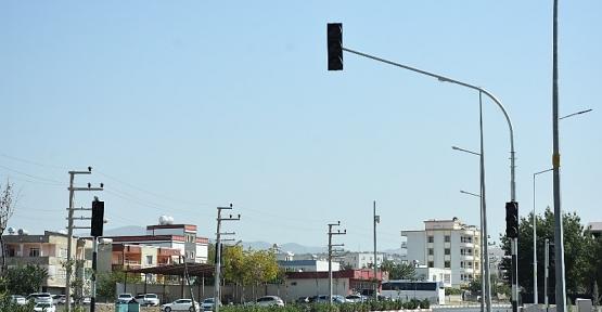 Siirt Belediyesinden Sinyalizasyon Çalışmaları