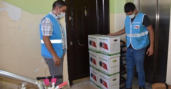 Siirt Belediyesinin Çölyak Hastalarına Yardımları Devam Ediyor