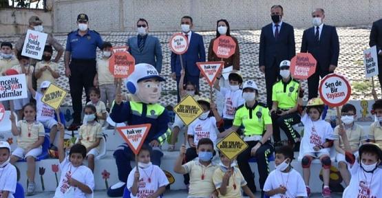 Çocuk Trafik Eğitim Parkının Açılışı Yapıldı