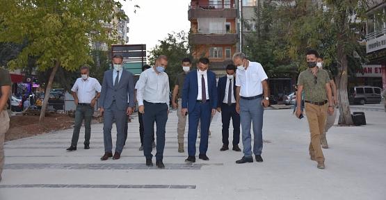 """Vali/Başkan Vekili Hacıbektaşoğlu: """"Yatırım ve Projeleri Hızlandırın Talimatı"""""""