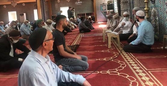Cami, Din Görevlileri Haftası Vefa Teması ile Siirt'te Başladı
