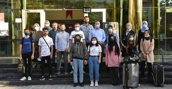 Siirt Belediyesi Yer Sorunu Yaşayan Üniversite Öğrencilerine Sahip Çıktı