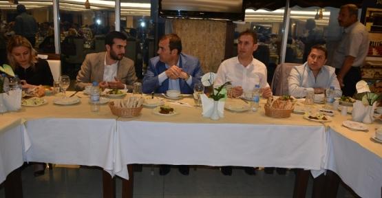 AK Parti Grup Başkanvekili Ünal Siirt'te