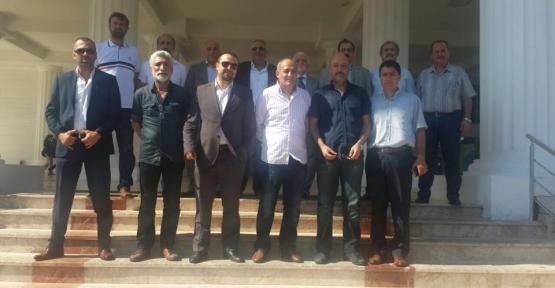 Antalya Siirtliler Vakfı Çalışmalarına Hızlı Başladı