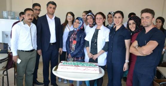 Asema Hospital'da Hemşireler Günü Kutlaması