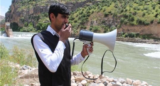 Barajlardan Su Tahliyesi Öncesi 3 Dilde Uyarı Anonsu Yapılmaya Başlandı