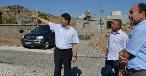 Baykan Kaymakamı Mehmet Kocabey, İlçedeki Kamu Yatırımlarını Denetlemeye Devam Ediyor