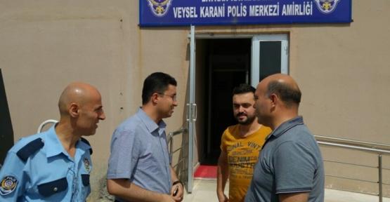 Baykan Kaymakamı Mehmet Kocabey, Kurum Ziyaretlerinde Bulundu