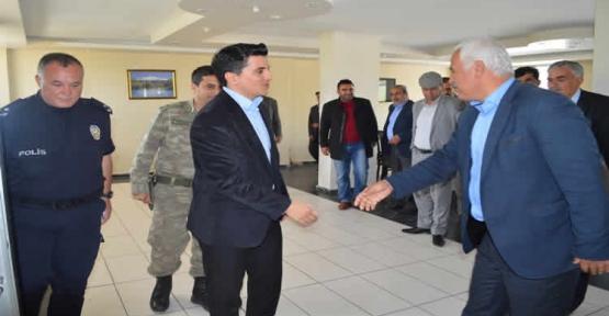 Baykan Kaymakamı Ufuk Akıl, Başkanlığında Muhtarlarla Toplantı Düzenlendi
