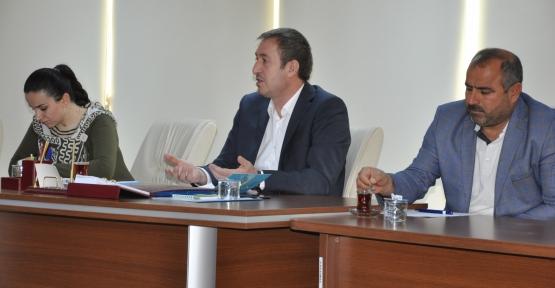 Belediye Başkanı Bakırhan, 2016 Yılında Yapılacak Hizmetleri Anlattı